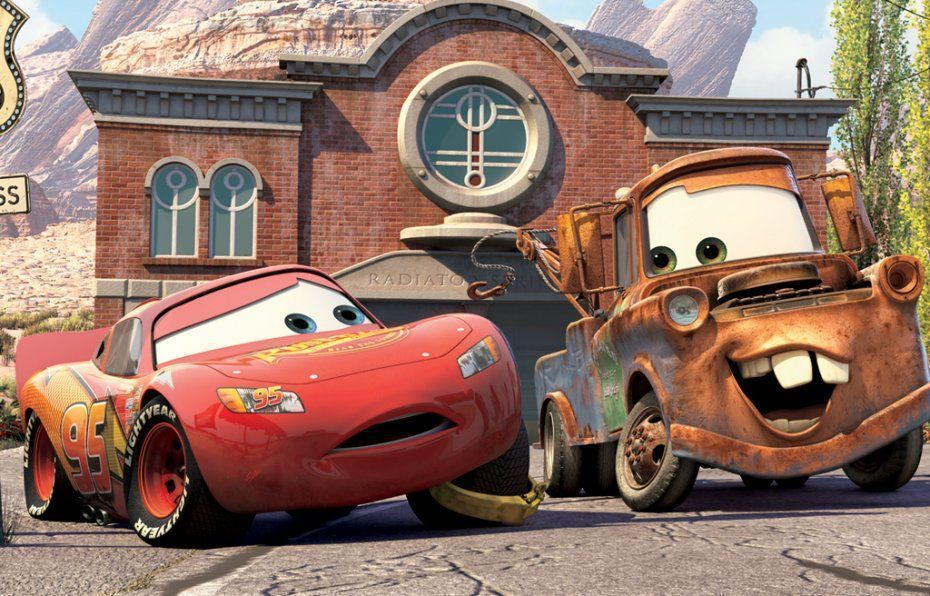 Car s - Flash mcqueen film gratuit ...